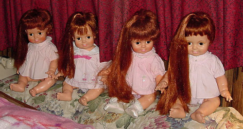 Baby Crissy Ideal Doll
